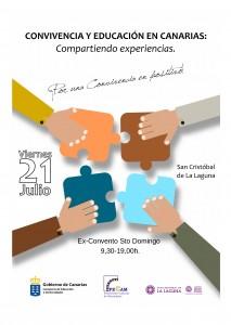 cartel jornadas BPL